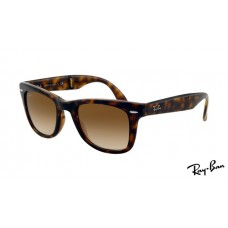 ray ban outlet usa reviews  ray bans rb4105 folding wayfarer sunglasses tortoi.
