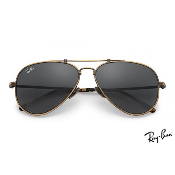 21a789bcaf90b ... 58mm polarized 6006c 2ca47  50% off cheap ray ban rb8125 aviator titanium  sunglasses antique gold frame f83fe 54aad